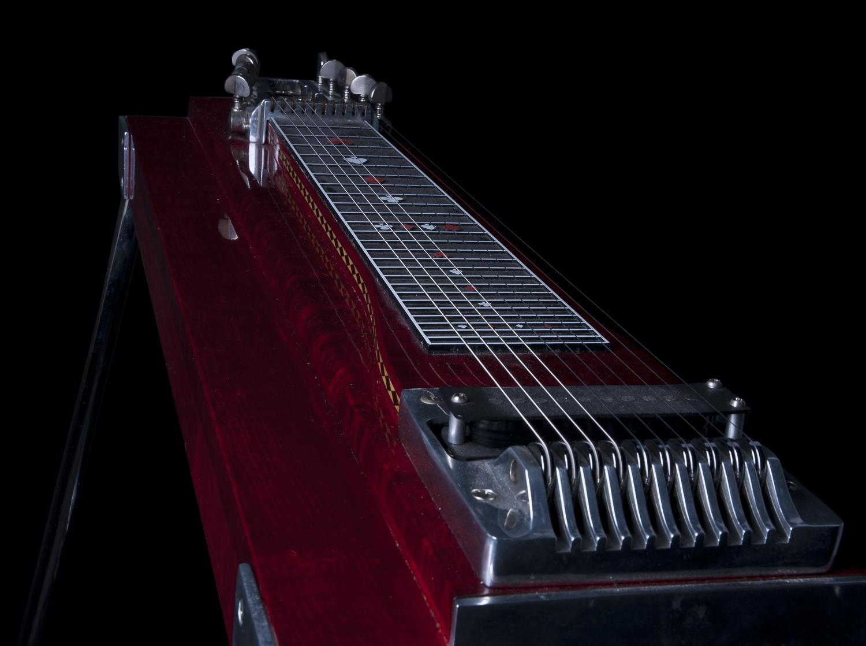sho bud pro 1 single neck 10 string pedal steel guitar ebay. Black Bedroom Furniture Sets. Home Design Ideas